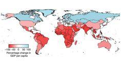 El cambio climático será un desastre tanto para los países ricos como para los pobres