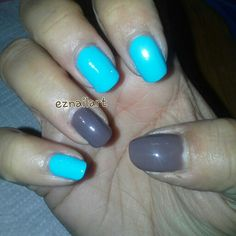 Base color for my mani wet 'n' wild I need a refresh-mint and sinful colors nirvana