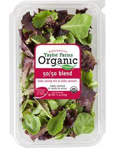 Organic 50/50 Blend