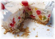 Los Inventos de Lisa: Cheesecake de Frutas