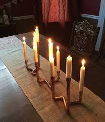 Risultati immagini per copper candle holder
