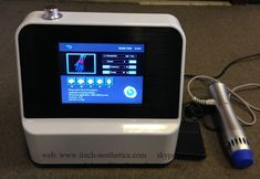 Smartwave Shock Wave Therapy Machine for General Post-Operative Wound Healing Wound Management
