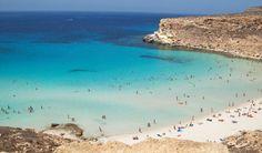 Best Beaches in the world 2014, Rabbit Beach, Lampedusa, Italy -
