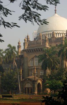 Prince of Wales Museum, Mumbai, India. #Mumbai #India