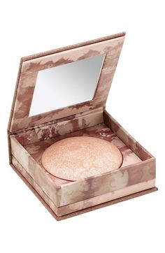 Urban Decay shimmering powder. I love this stuff. It leaves such a great highlight