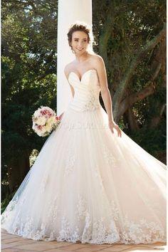 Romantisches & Traumhaft Brautkleider 2014