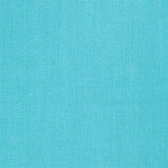 brera lino  -turquoise fabric   Designers Guild Essentials