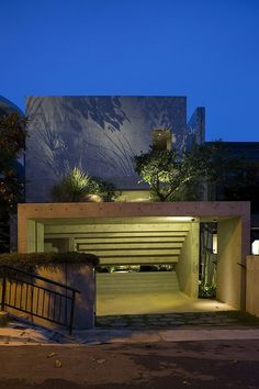 Namly House by Chang Architects