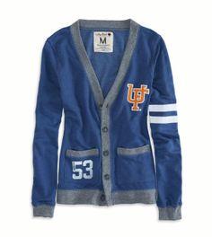 Florida Vintage Varsity Cardigan