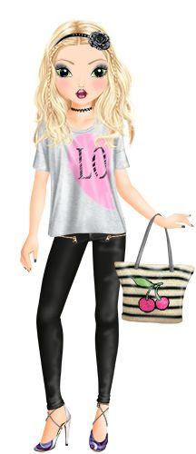 TOPModel veilinghuis   Veilingruimte Cute Clipart, Model Outfits, Homemade Crafts, Pretty Art, Happy Girls, Art Deco Fashion, Teenagers, Printables, Bts