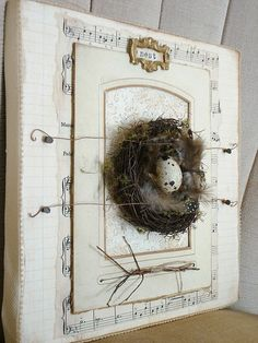 sweet nest canvas