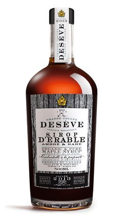 Deséve - The Dieline -
