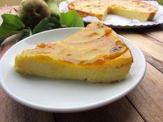 Una pincelada en la cocina: tarta de pera, fácil, fresquita y deliciosa!