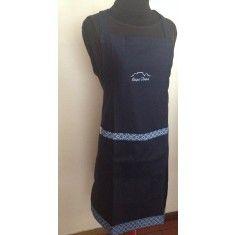 Handmade Cape Town Apron - Navy Blue