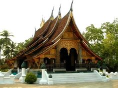 Asia Finest Discussion Forum  How does wooden non-Angkor Khmer architecture differ from Thai?