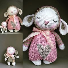 Ich durfte Test häkeln für @amalou.designs. ..wunderschöne Anleitung. ..💟💟💟 #crochetlove #knittinglove #knittersoninsta #lovecrochet #sheep #ichliebeschafe #marleensmadeforyou #madewithlove #diy #crochetwithlove #häkelnisttoll #amigurumidoll