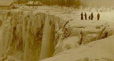 Niagra Falls Frozen!