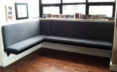 build floating banquette - Google Search