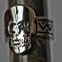 ":Wumpscut: ""Cannibal"" ring"