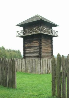 Roman Watch Tower