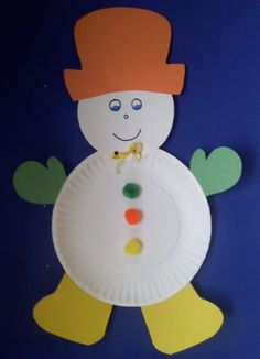 winter crafts | Crafts For Preschoolers: Winter Crafts