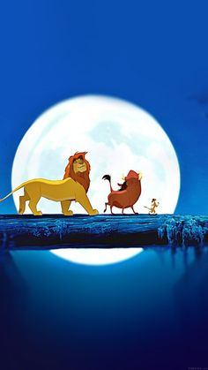 Disney iPhone Wallpapers: Lion King