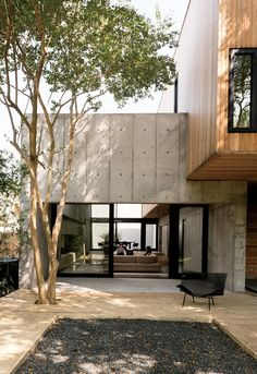House of the Week: Concrete Masterpiece Inspired by Japanese Architect Tadao…