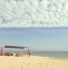 via Instagram bastarts: #überwasser #portugal #atlanticocean #algarve #beach #sea