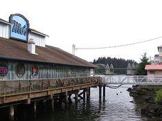 MO's : Eating the Oregon Coast: Sample Florence Restaurants, Dining