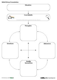 therapeutic relationship in cbt pdf