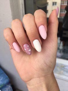 Summer nails, nails are, nails design, trendy nails. - Nail Design Ideas, Gallery of Best Nail Designs Best Acrylic Nails, Acrylic Nail Designs, Stylish Nails, Trendy Nails, Stylish Outfits, Fire Nails, Dream Nails, Nagel Gel, Creative Nails