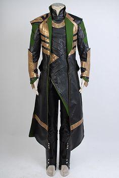 The Avengers Thor The Dark World Loki long Coat Pants Whole Set Movie Carnival Halloween Cosplay Costumes Thor Cosplay, Cosplay Diy, Cosplay Outfits, Halloween Cosplay, Halloween Costumes, Anime Costumes, Loki Thor, Loki Laufeyson, Traje Loki