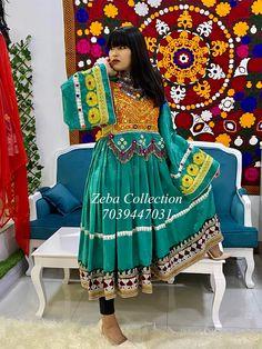 Afghan Clothes, Afghan Dresses, Vintage Dresses, Vintage Gowns, Vintage Dress