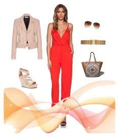 A fashion look from July 2015 featuring genuine leather jackets, playsuit jumpsuit and leather wedge sandals. Browse and shop related looks. Leather Wedge Sandals, Leather Wedges, Leather Jacket, Playsuit, Polyvore, Fashion Looks, Jumpsuit, Jackets, Shopping
