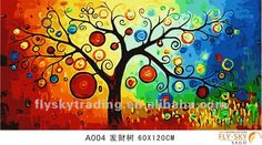 China wholesale Modern Abstract Tree Art Oil Painting On Canvas-TREE 1116 made in China, Short Description:Modern Abstract Tree Art Oil Painting On Canvas-TREE 3 Piece Canvas Art, Simple Canvas Paintings, Abstract Paintings, Canvas Wall Art, Abstract Art, Tree Paintings, Diy Canvas, Acrylic Canvas, Canvas Ideas