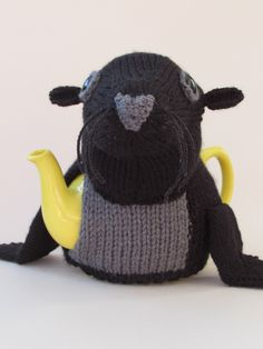 The Sealion Tea Cosy is a beautiful tea cosy that looks like a sealion. I especially love his whiskers, what a sweetie! The perfect tea cosy for Blue Planet fans. http://www.teacosyfolk.co.uk/Sea-Lion-Tea-cosy-p-125.php