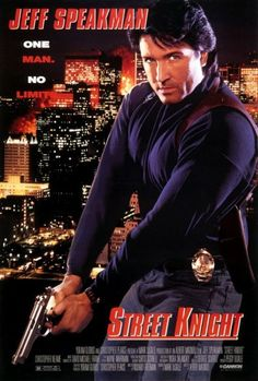 When Paramount's The Perfect Weapon arrived in theaters in it heralded the arrival of the next big action star: Jeff Speakman. Unlike Steven Seagal, Chuck Norris, and Jean-Claude Van Damme, Action Movie Poster, 80s Movie Posters, Movie Tv, Best Action Movies, Great Movies, Kempo Karate, Steven Seagal, Martial Arts Movies, English Movies