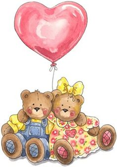 Love Bears 1