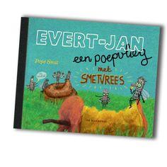 Evert-Jan, een poepvlieg met smetvrees – De Harmonie