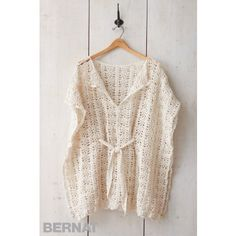 Free Easy Women's Cover-Up Crochet Pattern, thanks so xox ☆ ★ https://uk.pinterest.com/peacefuldoves/