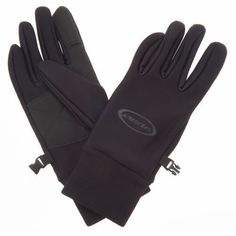Seirus Adults' Original All-Weather Gloves (Black, Size Small) - Men's Outerwear, Men's Gloves at Academy Sports