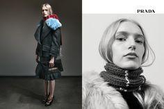 Город женщин: новая рекламная кампания Prada