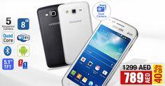 Take 40% #Discount on #Samsung Galaxy Grand Neo Duos (Dual SIM, Dual Cam, Quad Core) ➜ http://www.awok.com/Mobile-Phones/samsung_galaxy_grand_neo_duos_white/