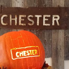 Creative and historical pumpkin carving at #chester State Park. #scstateparks #pumpkincarving