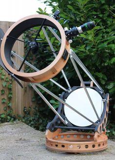 Alan Potts -18 Inch Truss Dobsonian - #Dobsonian #Telescopes