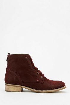 Chelsea Crew Tribute Lace-Up Boot #urbanoutfitters