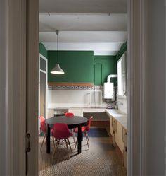 Molins & Pares. Interior design for a law firm.