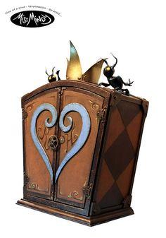 Kingdom Hearts Display Case