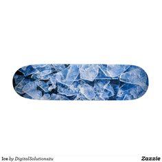Ice Skateboard