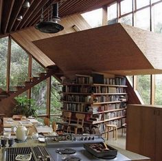 80s Interior Design, Glass Cabin, Mid Century House, House Goals, Home Decor Styles, My Dream Home, Home Decor Inspiration, Decoration, Interior Architecture